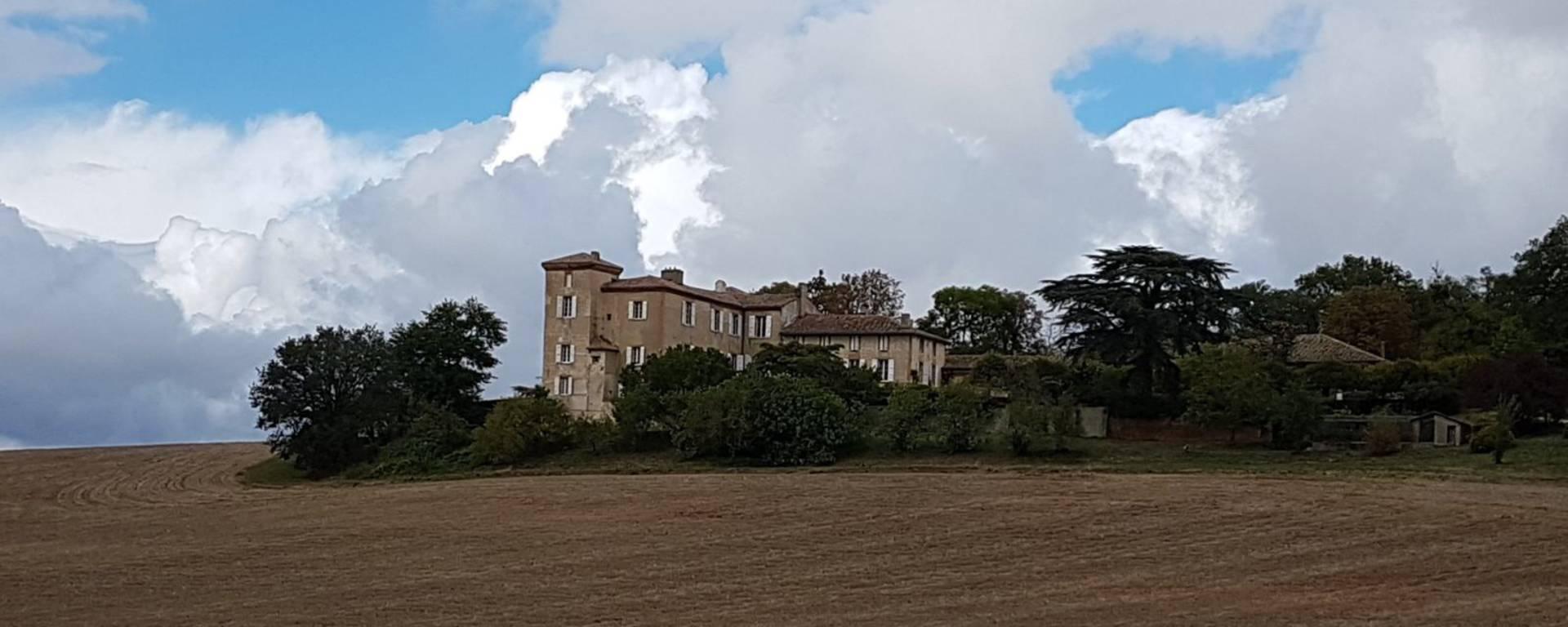 Château de Labusquière, Montadet, Savès