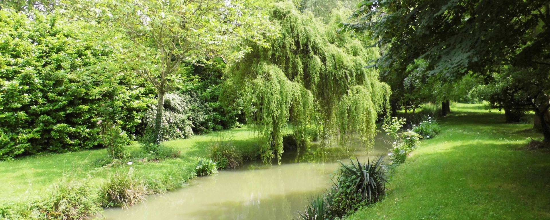 Étang, Jardin, Parc de Pétraque, Lombez, Savès