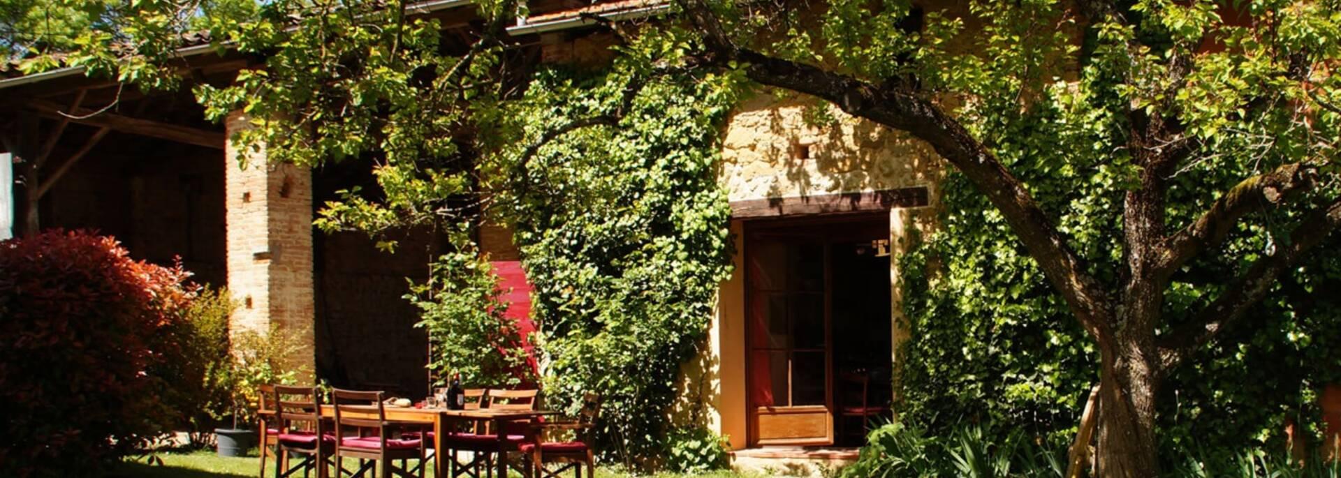 Gite Micalon, Gaujac, Tourisme Lombez/Samatan, Savès