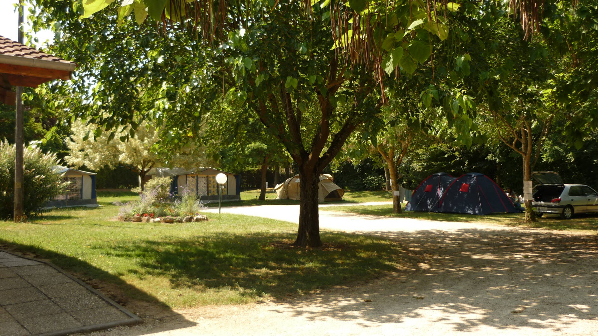 "Camping municipal ""La Chaussée"", Samatan, Savès"