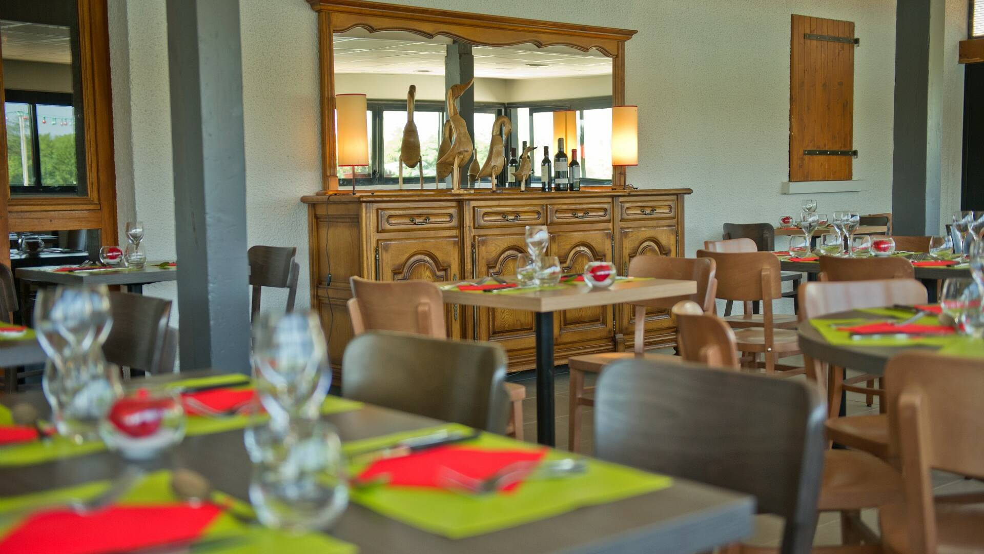 Restaurant, Village de vacances, Club découverte *** Vacanciel Les Rivages, Samatan, Savès