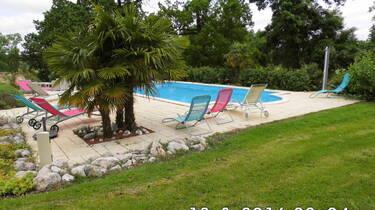 Chambres d'hôtes au Chien Bleu, Lombez, Tourisme Lombez-Samatan, Savès