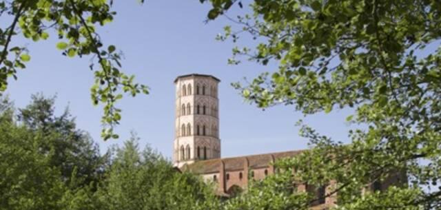Cathédrale Sainte Marie, Lombez, Savès