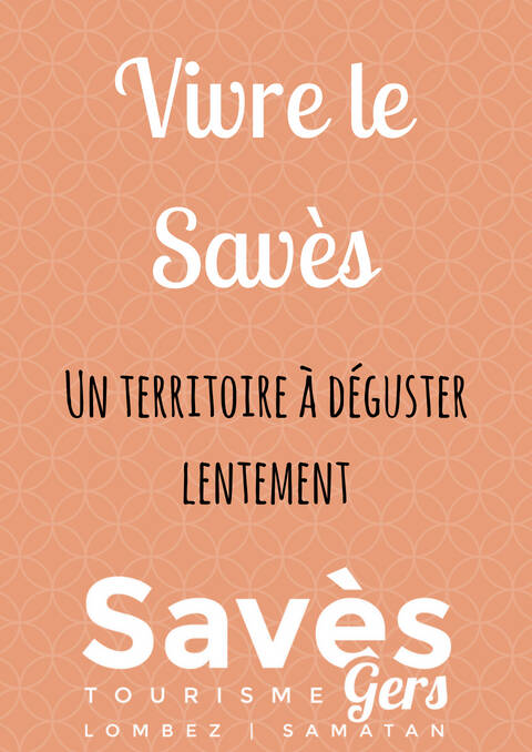 Carte touristique du Savès
