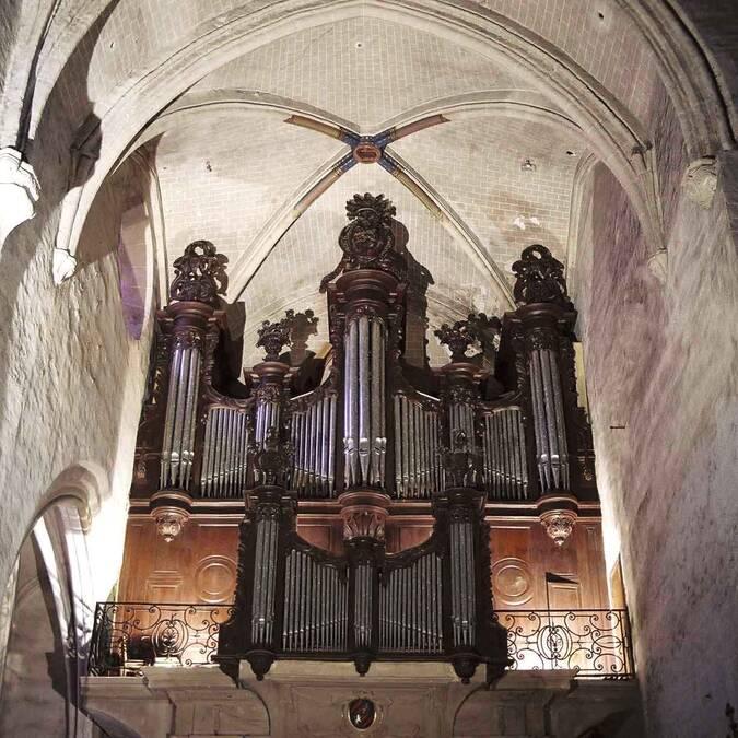 Orgues, Cathédrale Sainte Marie, Lombez, Savès