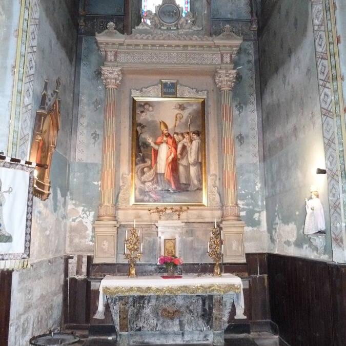 Chapelle Saint Majan, Lombez, Savès