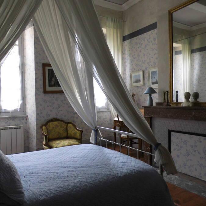 Chambre, Le parc de pétraque, Lombez, Savès