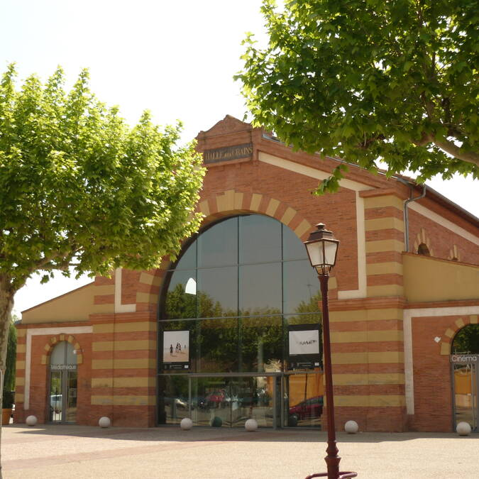 Cinéma de Samatan, Samatan, Lombez, Savès, Gers, Gascogne, France