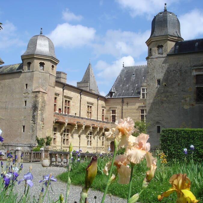 Château de Caumont, Cazaux-Savès, Lombez, Samatan, Gers, Gascogne, France